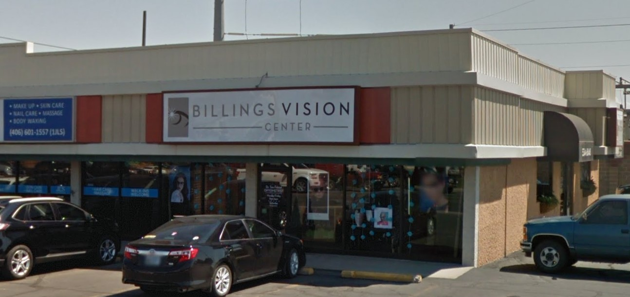 Outside Billings Vision Center
