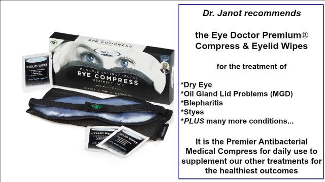 EyeDr Premium Compress