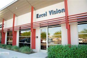 Excel Vision building exterior