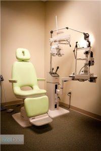 Excel Vision exam room