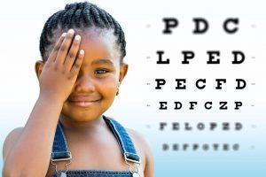 child eye exam in Flagstaff
