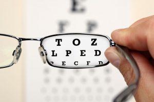 eye chart preview