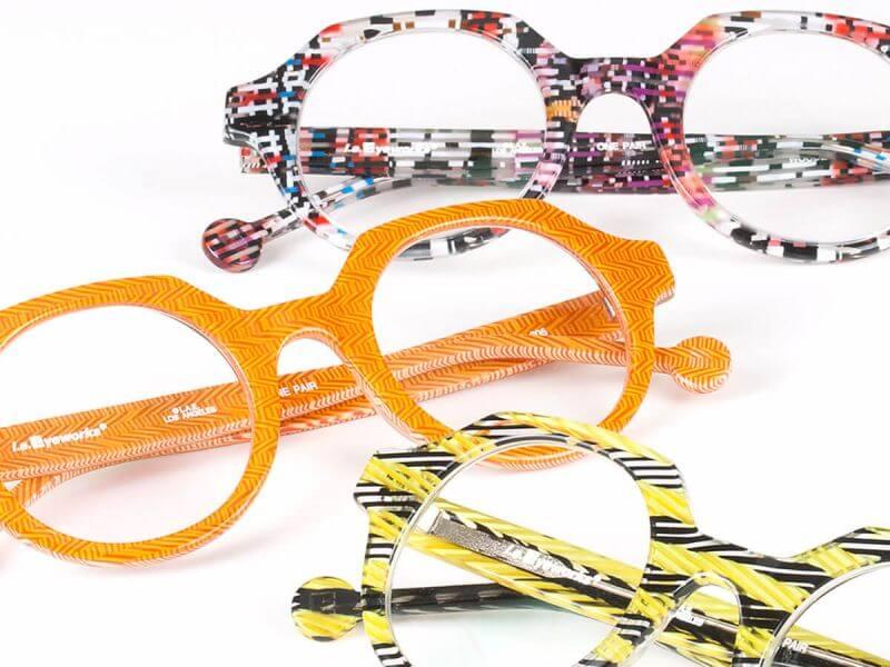 LA Eyeworks stand alone eyeglasses 2020