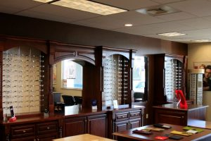 watertown frame boards at Oconomowoc Vision Clinic