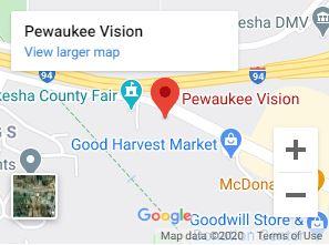 Map Pewaukee