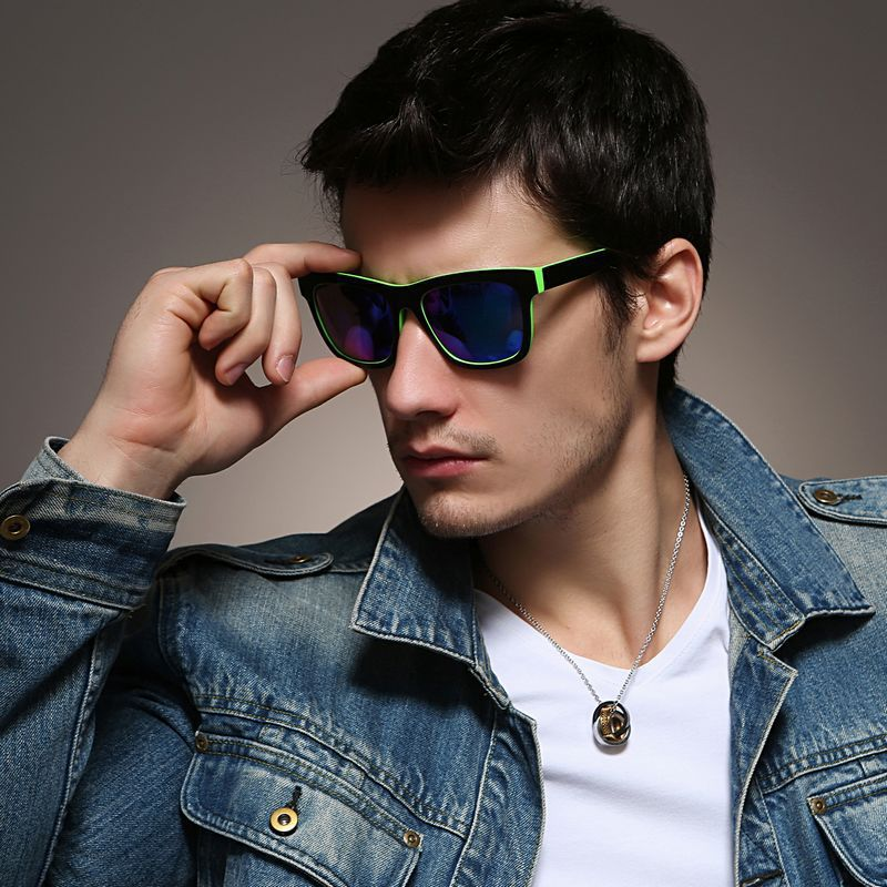 2014 explosion models new sunglasses for men and women coating color colorful sunglasses cool sunglasses foreign