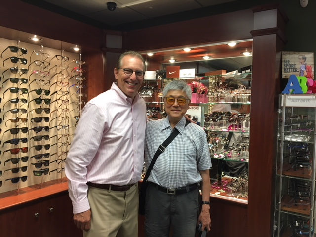glasses for macular degeneration and driving in NYC