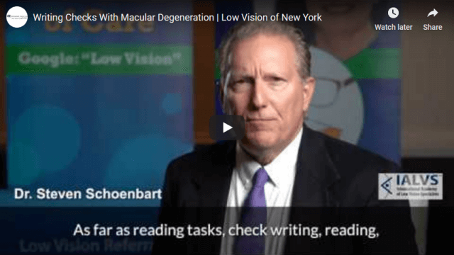 Screenshot 2020 03 10 Writing Checks With Macular Degeneration Low Vision of New York