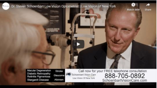 Low Vision Optometrist
