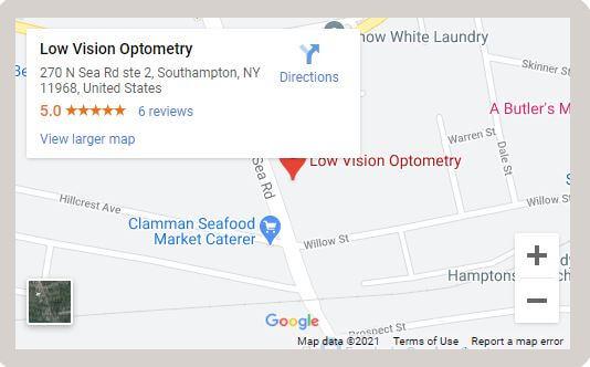 Low Vision Optometry