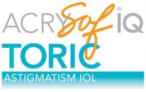 acrysofiqtoric iol