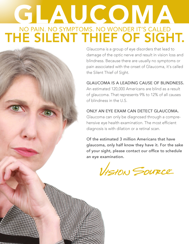 Glaucoma Vision Source