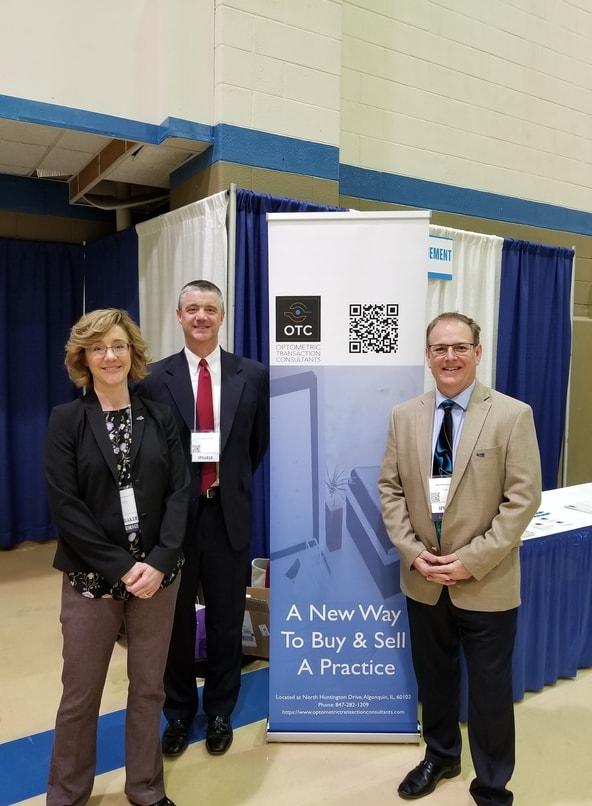 OTC helps graduates buy a new optometry practice