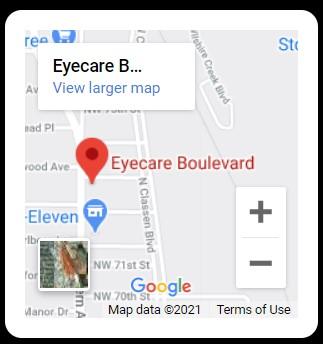 Eyecare Boulevard Map