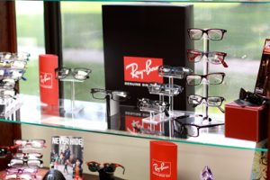 RayBan sunglass display July 2015 065