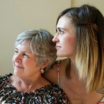eye doctor, mother and daughter home care for treatment of dry eye in Tulsa, OK