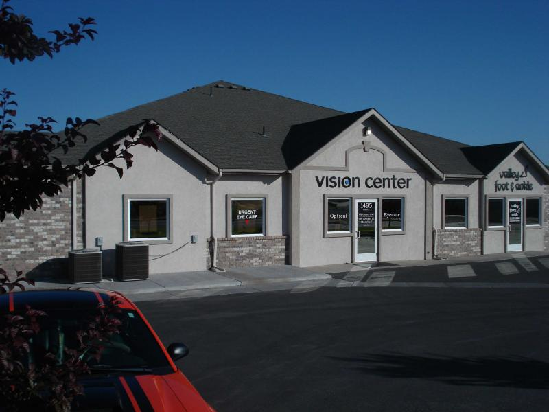 our eye care center in Blackfoot, ID