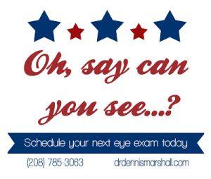 dr marshall eye doctor