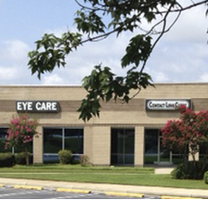 Columbia SC optometrist office - Apex Eye Care exterior