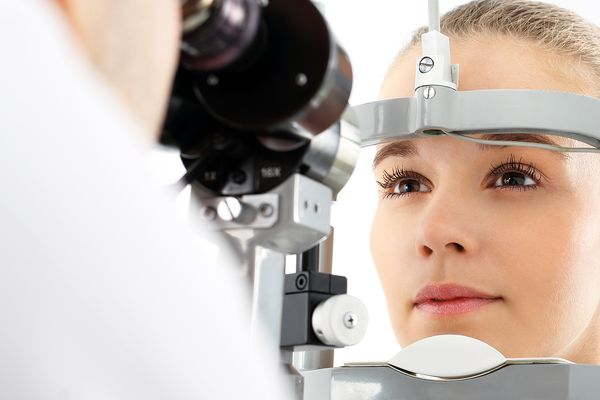 bigstock The patient during an eye exam 104892098