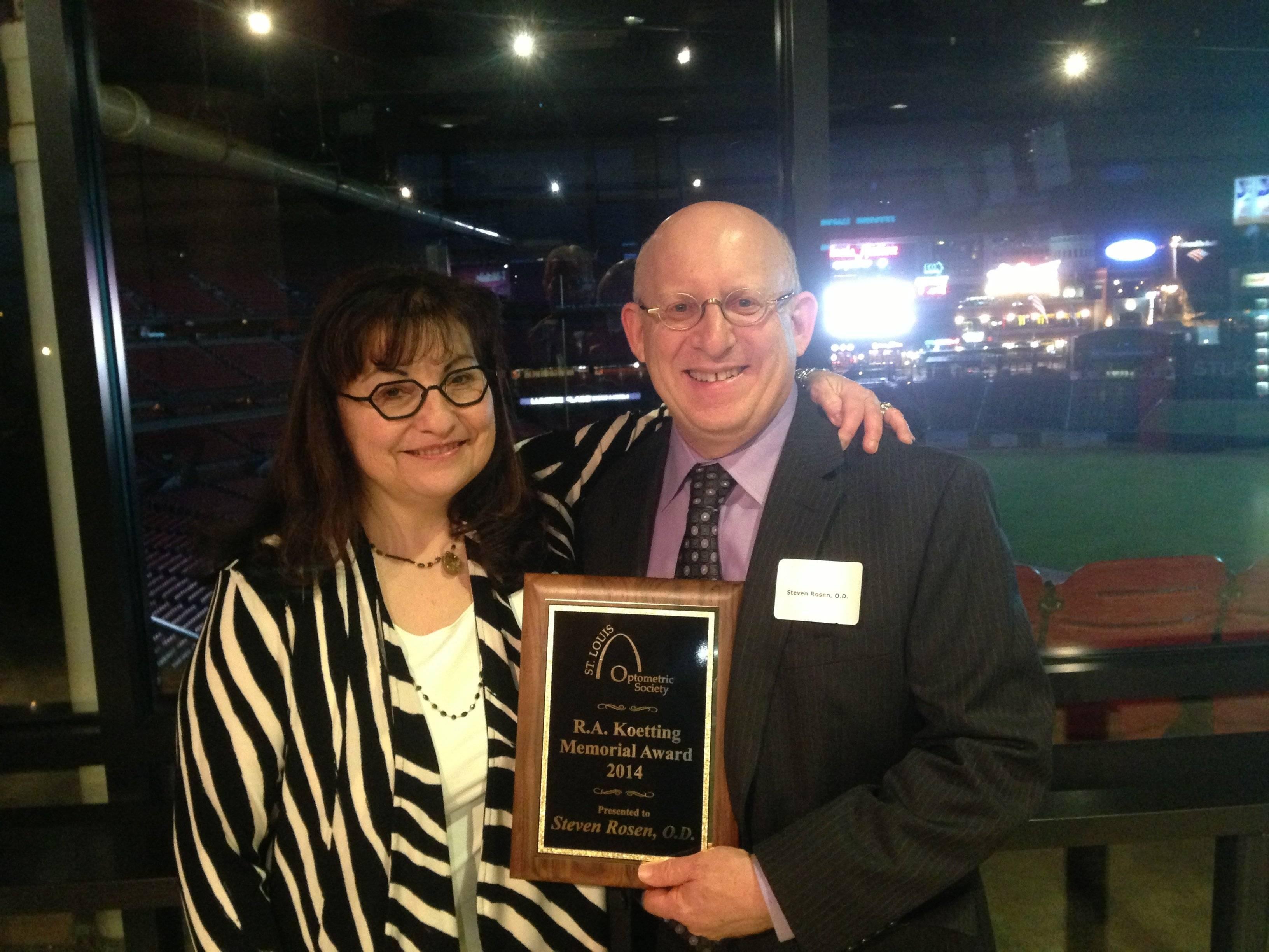 1 Rosen s Lifetime Achievement Award