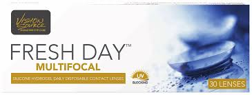 Fresh Day Multifocal daily contact lenses in St. Louis at Rosen Optometry