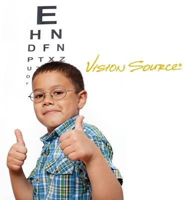 vision source eye exam