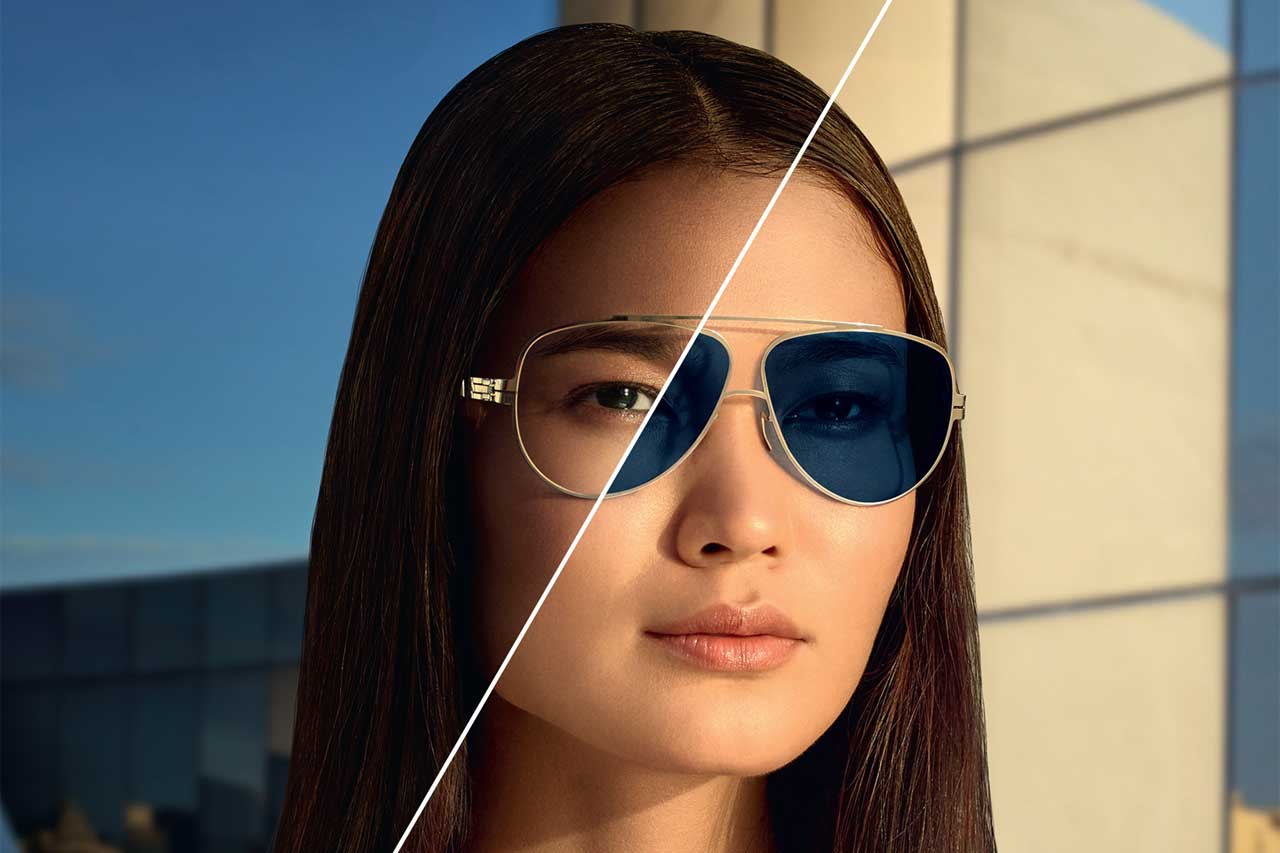 Transitions Lenses at Rosen Optometry in St. Louis, MO