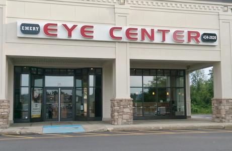Emery Eye exterior building 2017 1