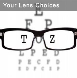 Eyewear lenses Grey