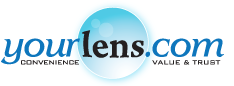 Yourlens login logo
