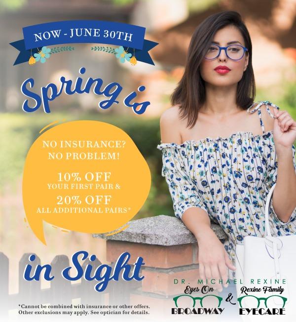 Dr.Rexine Q2 SpringIsInSight Email