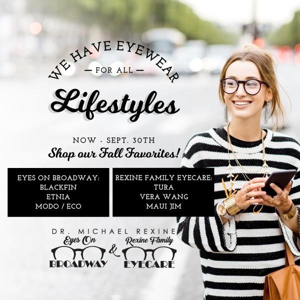 Rexines Q3 EyewearForAllLifestyles Email