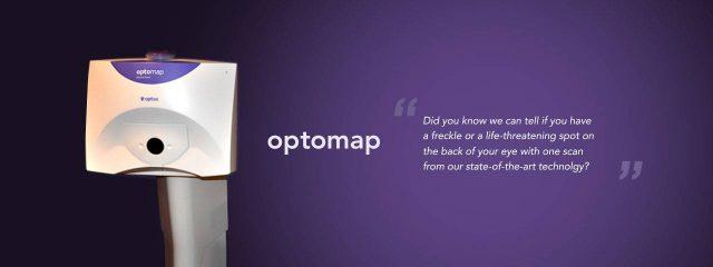 Eye Doctor, Optomap Eye Disease in Houston, TX.