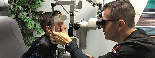 Optometrist, Myopia Control in Houston, TX.