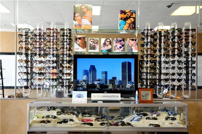 Briargrove Eye Center boutique