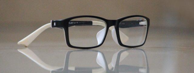 Eye doctor, pair of eyeglasses in Houston, TX