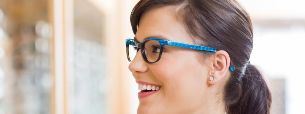 prescription eyeglasses in Uptown Houston, Texas