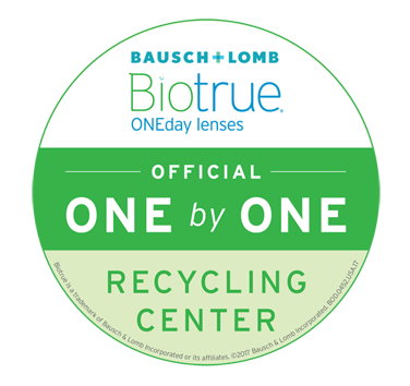 official recycling center logo