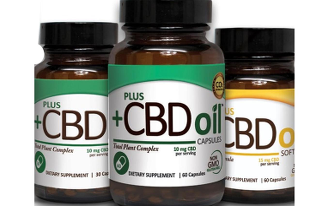CBD Oil brochure