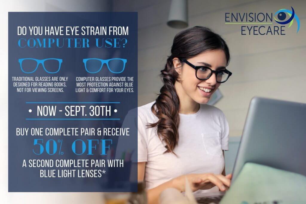 Envision Q3 BlueLight Webtile