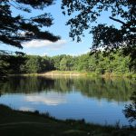 Crow Hill Pond, Leominster State Forest, Westminster MA