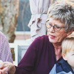 Grandparents with glasses and Grandchildren 1280×480