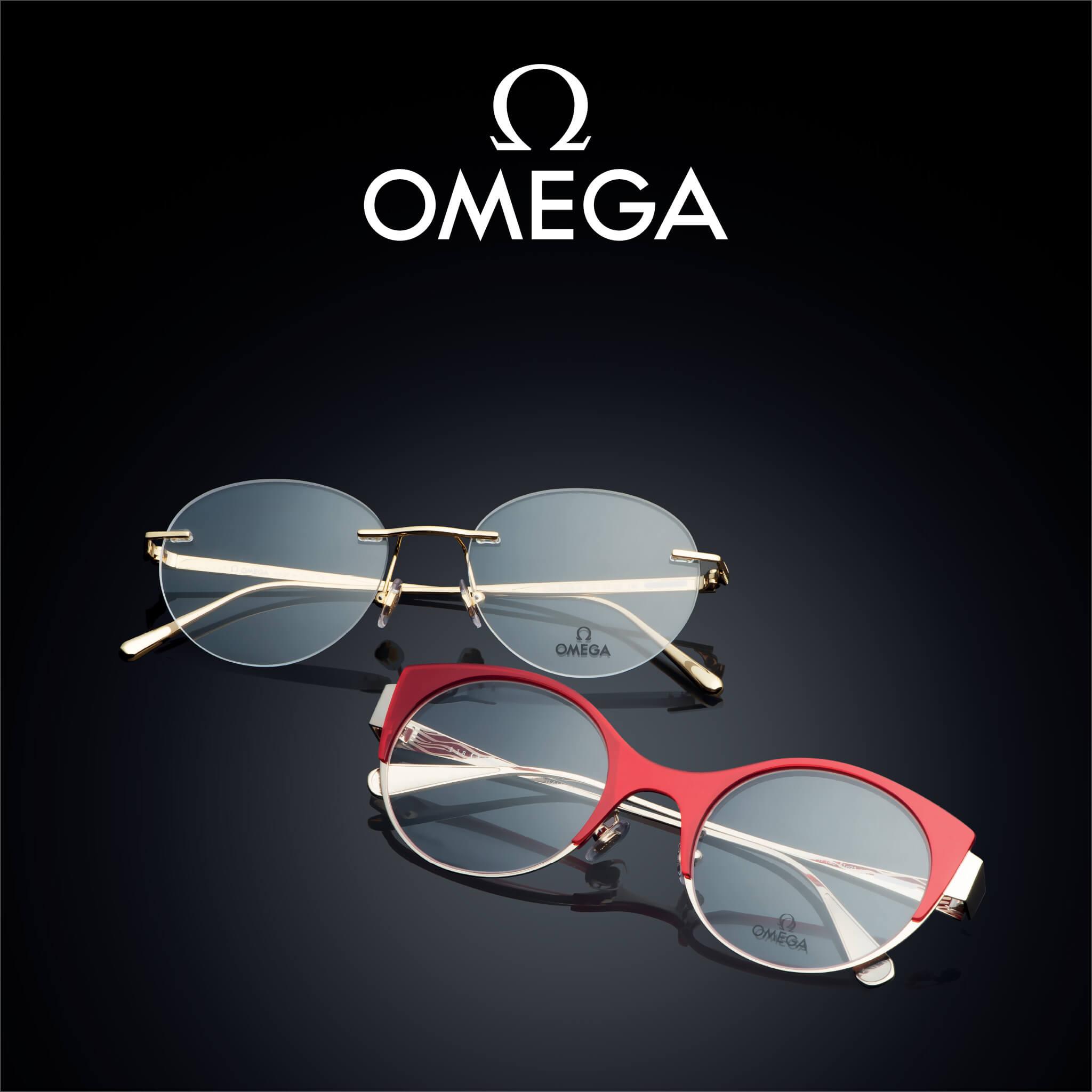 Optical Omega eyewear OM5002 H 066 OM5008 H 030 Square