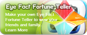 kids vision eye fact fortune teller