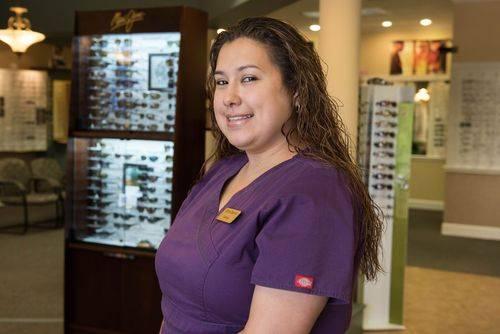 Victoria, Doctor's Assistant, Cashier & Lab Technician