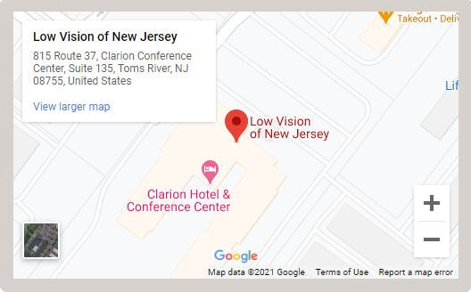 Low Vision of New Jersey