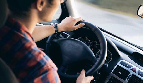 driving with best disease