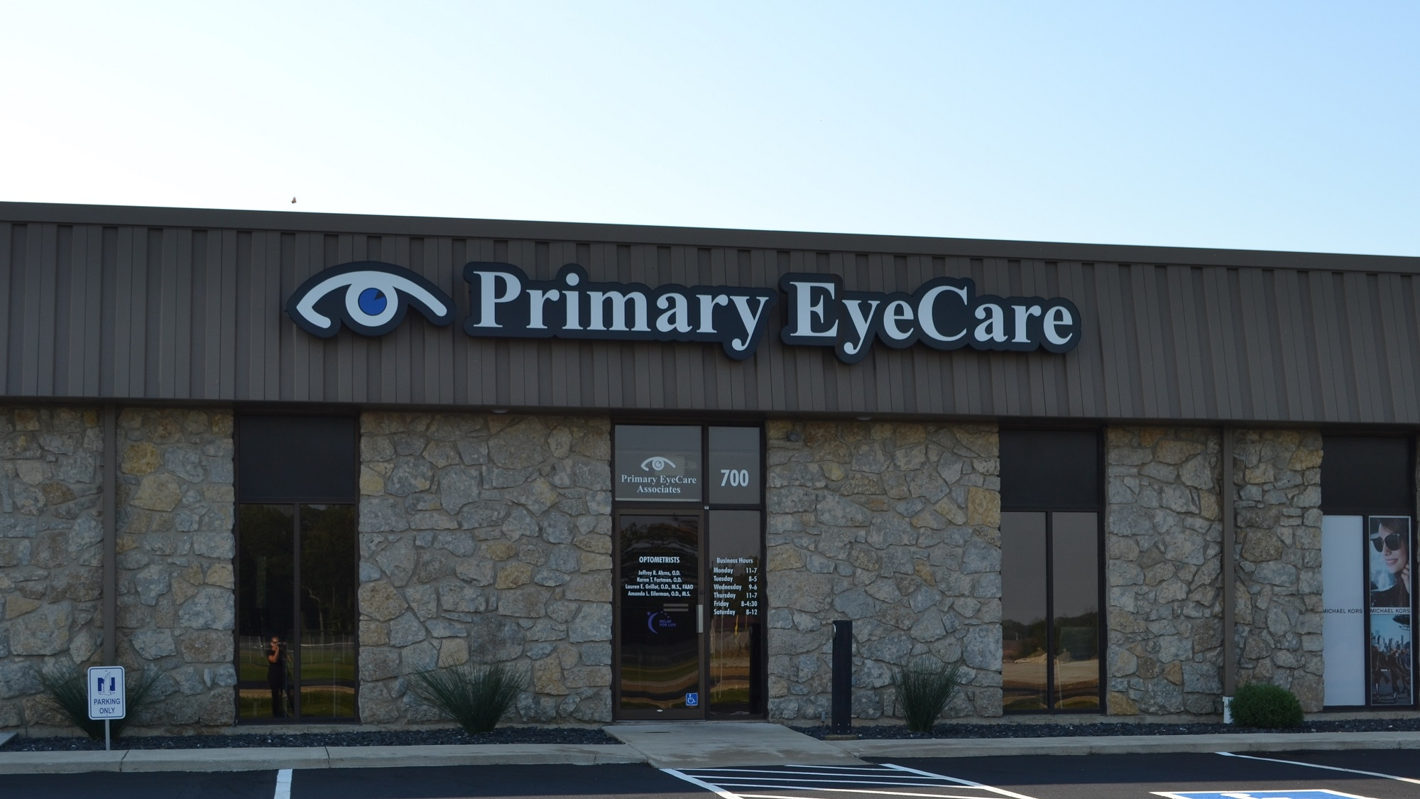 Welcome to Primary EyeCare Associates