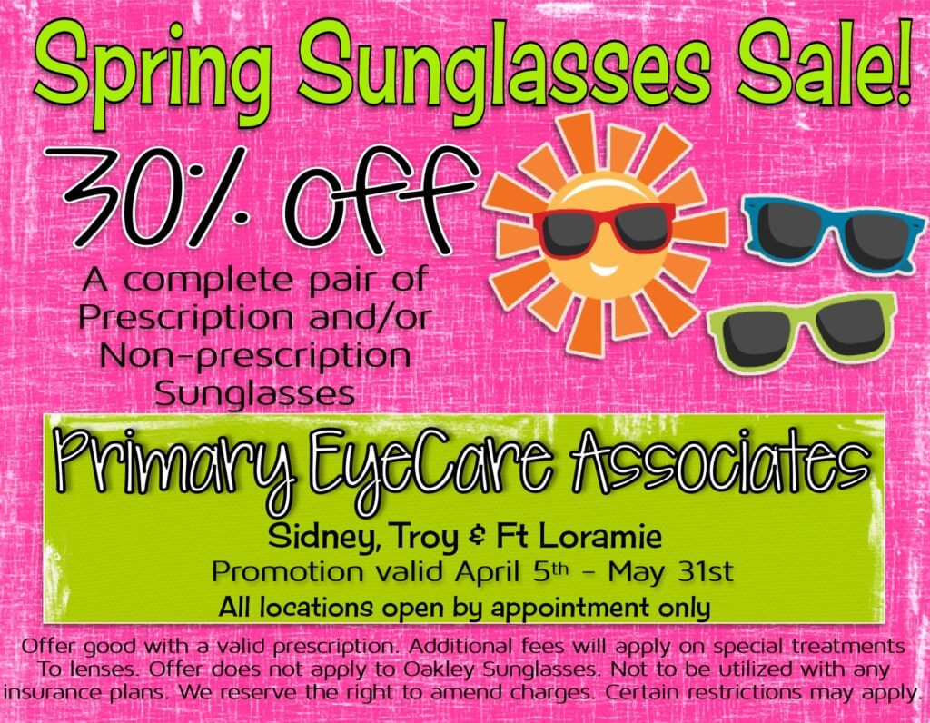 spring sunglasses sale 2021
